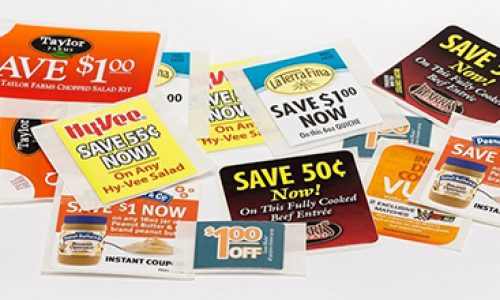 coupon labels