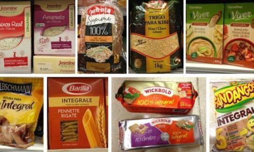 grains labels