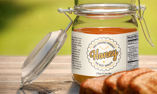 honey-labels