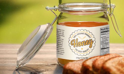 honey-labels